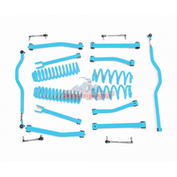 Steinjager J0046954 Jeep Wrangler JK Lift Kit 2007-2018 2.5 Inch Light Blue