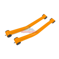 Steinjager J0046993 Jeep Wrangler JK Control Arms 2007-2018 2.5-4.0 Inch Lift Control Arms, Front Lower Fluorescent Orange