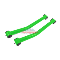 Steinjager J0046998 Jeep Wrangler JK Control Arms 2007-2018 2.5-4.0 Inch Lift Control Arms, Front Lower Neon Green