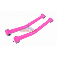 Steinjager J0047008 Jeep Wrangler JK Control Arms 2007-2018 2.5-4.0 Inch Lift Control Arms, Front Lower Hot Pink