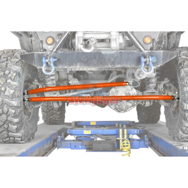 Steinjager Crossover Steering Kit for Jeep Cherokee XJ 1984-2001 J0048826 Fluorescent Orange