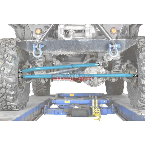 Steinjager Crossover Steering Kit for Jeep Cherokee XJ 1984-2001 J0048829 Light Blue