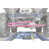 Steinjager Crossover Steering Kit for Jeep Cherokee XJ 1984-2001 J0048832 Pink