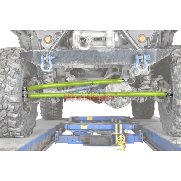 Steinjager Crossover Steering Kit for Jeep Cherokee XJ 1984-2001 J0048840 Gecko Green