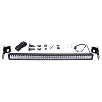 Daystar Electrical Accessories 15-18 Jeep Renegade Roof Mount LED Light Bar System KJ81000BK