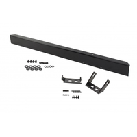 "54"" Rear Bumper Black Stainless Steel for Jeep CJ5 CJ7 1945-1986 Kentrol 50714 Part #: K50714"