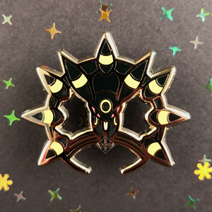 #137 Umbreon Dark Chakram Enamel Pin