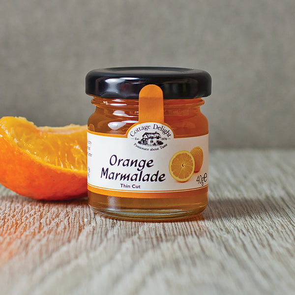 Cottage Delight Orange Marmalade Mini Pot 40g