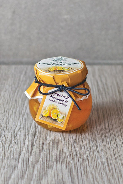 Cottage Delight Three Fruit Marmalade with Scotch 113g