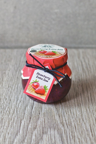 Cottage Delight Strawberry Extra Jam 113g