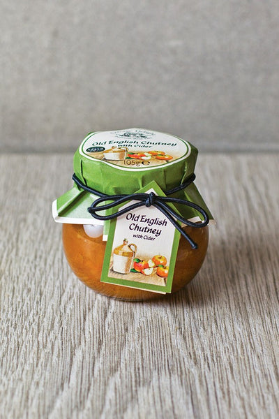 Cottage Delight Old English Chutney with Cider 105g