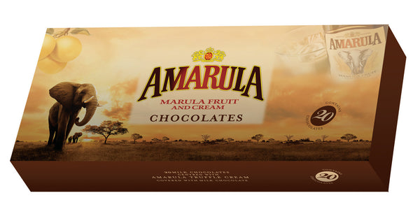 Amarula Creams Milk - 20 Piece