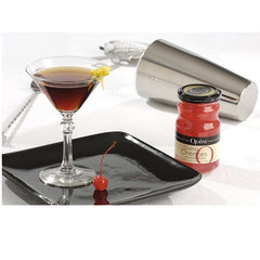 Opies Red Maraschino Cherries with Stems 225g