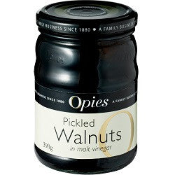 Opies Walnuts in Malt Vinegar 390g