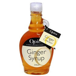 Opies Ginger Syrup 236ml
