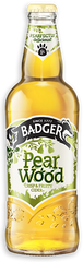 Badger Pear Wood Cider 500ml