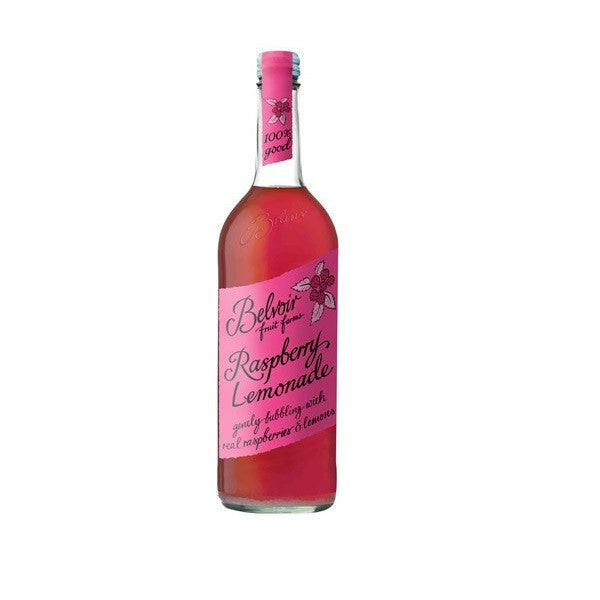 Belvoir Sparkling Presse Raspberry Lemonade 750ml