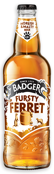 Badger Fursty Ferret Ale