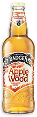 Badger Apple Wood Cider 500ml