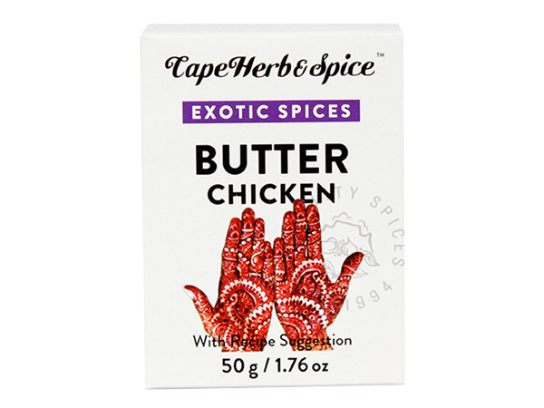 Cape Herb Butter Chicken 50g