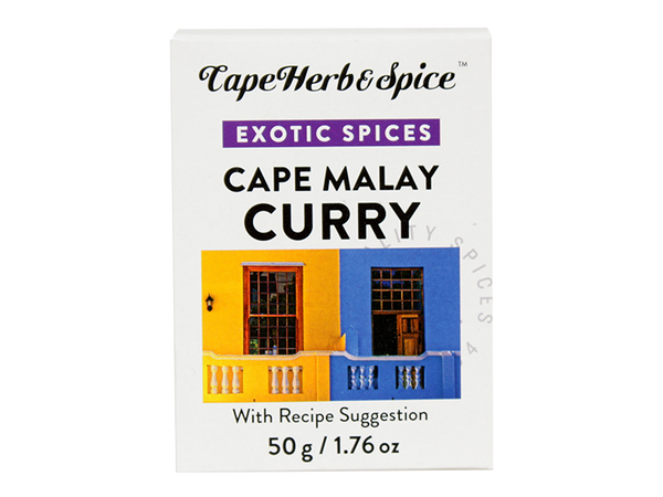 Cape Herb Cape Malay Curry 50g