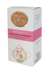 Artisan Elegant & English Chocolate & Raspberry Biscuits 125g