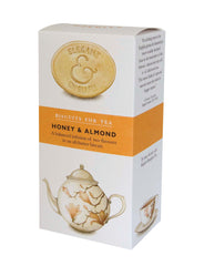 Artisan Elegant & English Honey & Almond Biscuits 125g