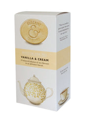 Artisan Elegant & English Vanilla & Cream Biscuits 125g