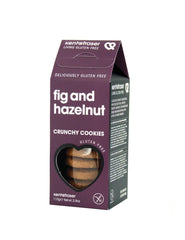 Fig & Hazelnut Crunchy Cookie 125g