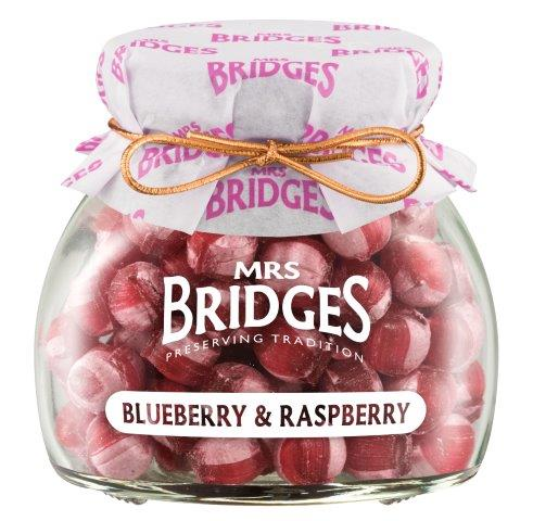 Mrs Bridges Blueberry & Raspberry Sweets