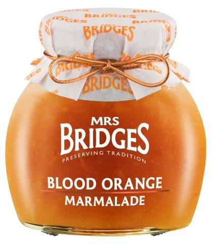 Mrs Bridges Blood Orange Marmalade