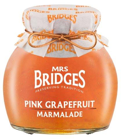 Mrs Bridges Pink Grapefruit Marmalade