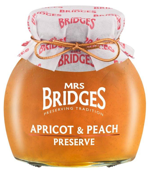 Mrs Bridges Apricot & Peach Preserve