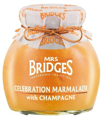 Mrs Bridges Celebration Marmalade & Champagne
