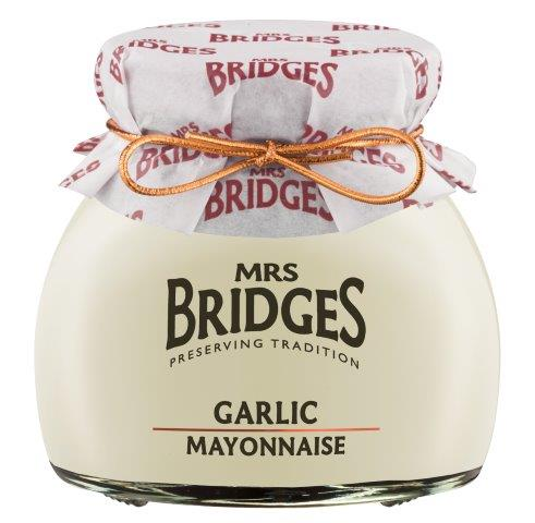 Mrs Bridges Garlic Mayonnaise
