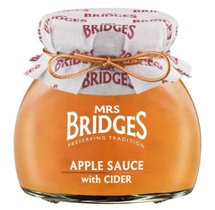 Mrs Bridges Apple Sauce With Cider