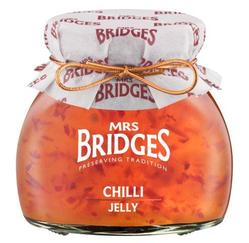 Mrs Bridges Chilli Jelly