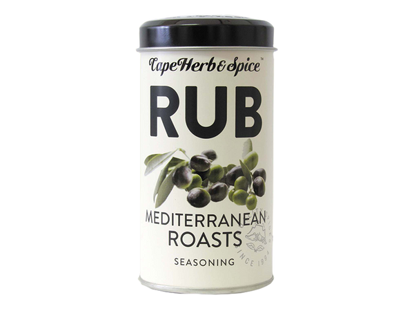 Cape Herb Mediterranean Roasts Rub 100g