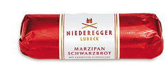Niederegger Dark Chocolate covered Marzipan Loaf