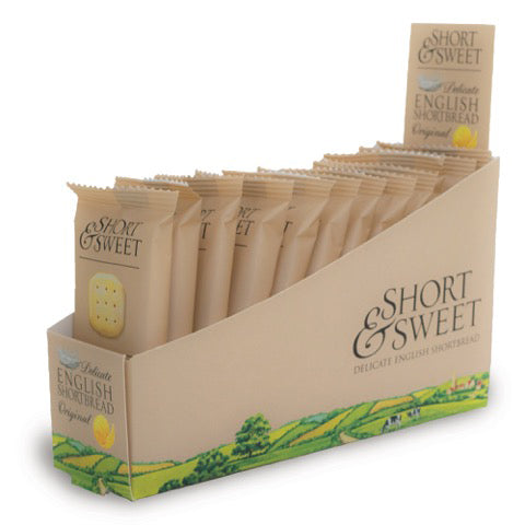 Original English Shortbread - Twin Pack
