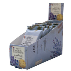 Lavender English Shortbread - Twin Pack
