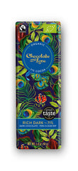 Chocolate and Love Dark Chocolate Bar 71%