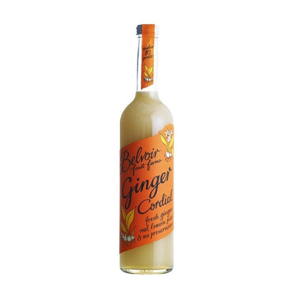 Belvoir Cordial Ginger 500ml
