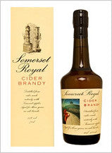 Somerset 3 Year Old Royal Cider Brandy