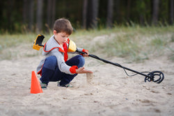 5 Epic Ways To Make Metal Detecting Fun With The Kids