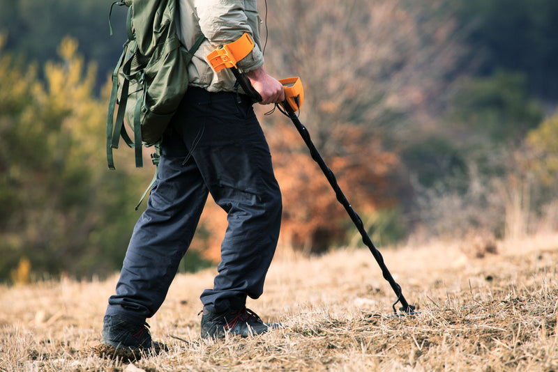 6 Reasons Why Metal Detecting Is The Perfect Hobby For Seniors