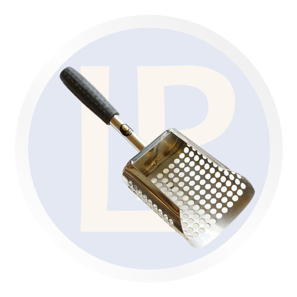 Black Ada Sand Scoop Stainless