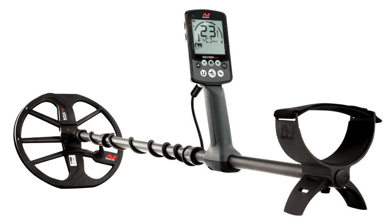 Minelab Equinox 600 +FREE Bluetooth Headphones