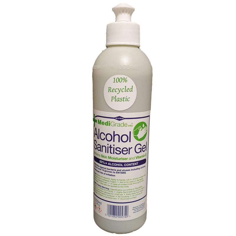 MediGrade Hand Sanitiser Gel