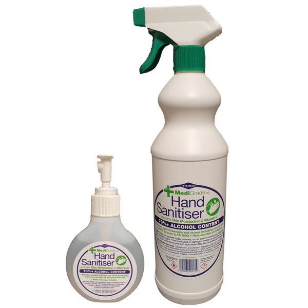 MediGrade Hand Sanitiser Spray